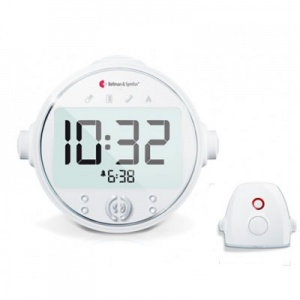 Bellman Visit Alarm Clock for the Hard of Hearing